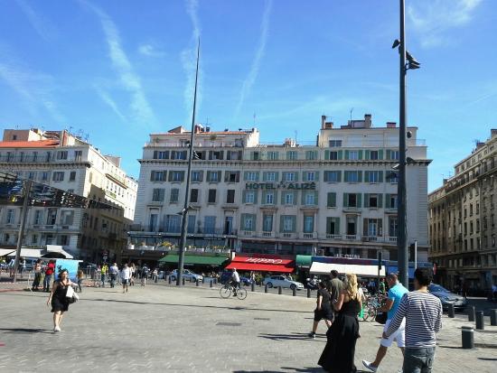 Bild fr n hotel aliz - Hotel formule 1 marseille vieux port ...