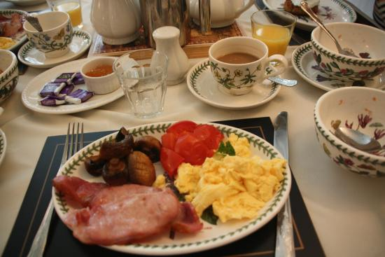 The Knole Farm: un bon breakfast