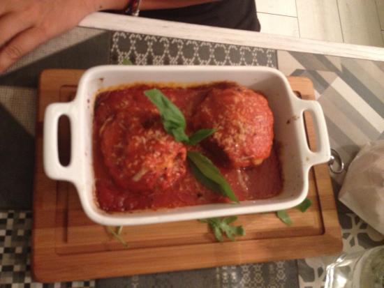 Bianca Boxpark: Amazing to have a PROPER italian dinner in Dubai!Spaghetti alla Nerano as in amalfi coast and po