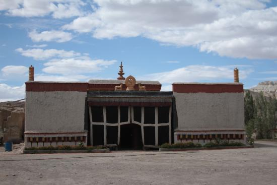 Zanda County, Kina: Главный храм