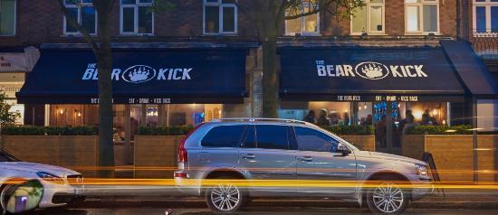 The Bear Kick
