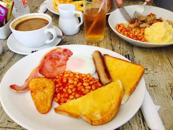 The Coffee Pot: Lovely all day breakfast