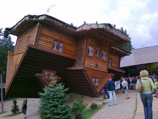 Picture Of Upside Down House Szymbark TripAdvisor