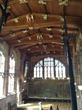 Coventry, UK: Ceiling