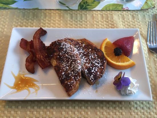 The Inn at Park Spring: Breakfast