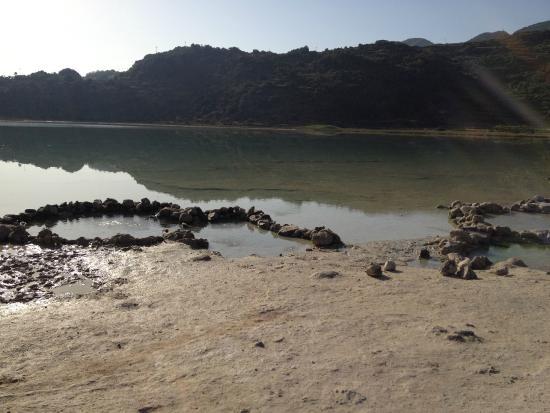 Specchio di venere le sorgenti termali foto di lo specchio di venere pantelleria tripadvisor - Venere allo specchio ...