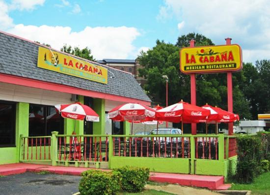 Good Mexican Food Review Of La Cabana Rockingham Nc Tripadvisor