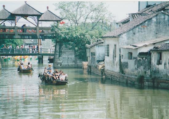 Tongliao, China: Tongli - on he outskirts of Suzhou