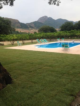 Agriturismo Modi: piscina