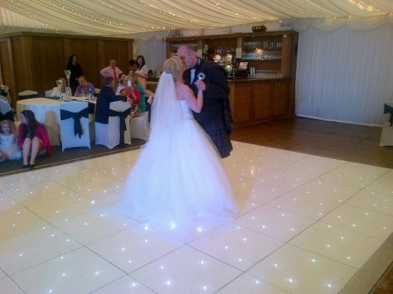 Carnbooth House Hotel: Ourc wedding 18 / 7 / 2015