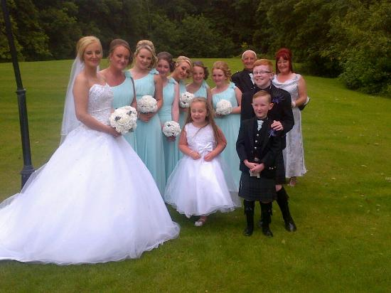 Carnbooth House Hotel: Our wedding 18 / 7 / 2015