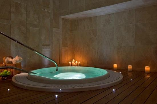 mini spa jacuzzi y sauna picture of heavenly spa lima tripadvisor. Black Bedroom Furniture Sets. Home Design Ideas