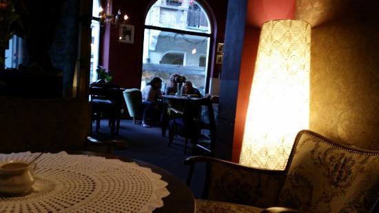 W Filizance Cafe