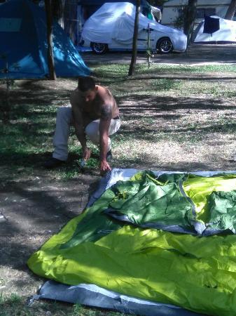 Piomboni Camping Village: La prima nostra vacanza nel vostro campeggio esperienza stupenda