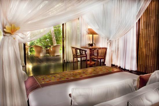 Fivelements Bali Retreat : Sleeping suite