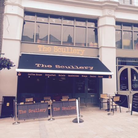 The Scullery Cafe