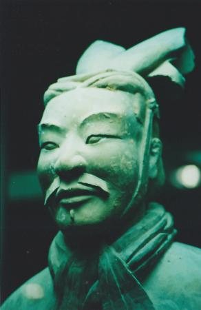 Xian County, China: Xian - Terracotta Warriors