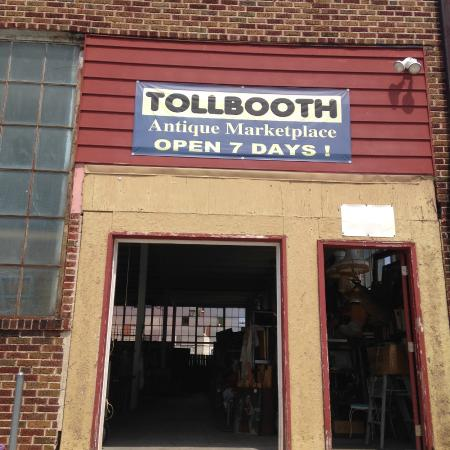 Tollbooth Antique Marketplace