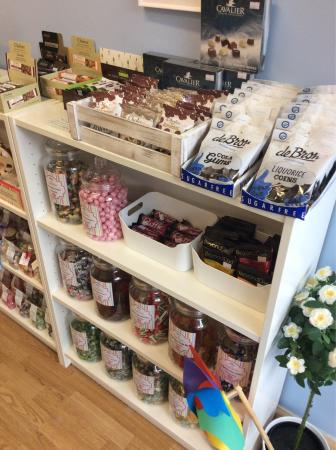 Wigston, UK: Some pictures of The Candy Boutique
