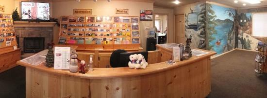 Big Bear Visitors Center