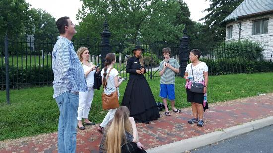Ghost Tours of Old Town Winchester Virginia