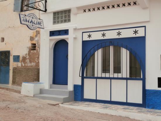 Maison d 39 hotes tiwaline b b sidi ifni maroc voir les for Des maison et des hotes