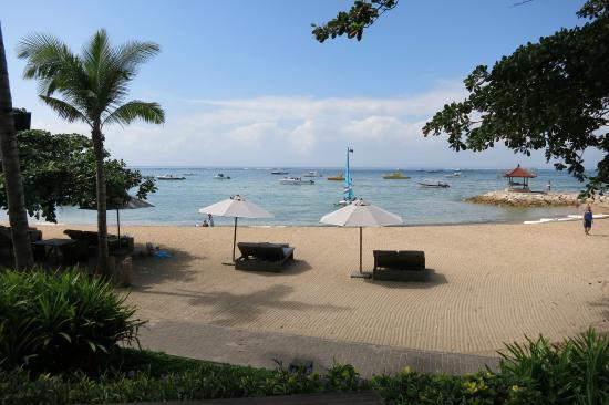 Fairmont Sanur Beach Bali Meerblick