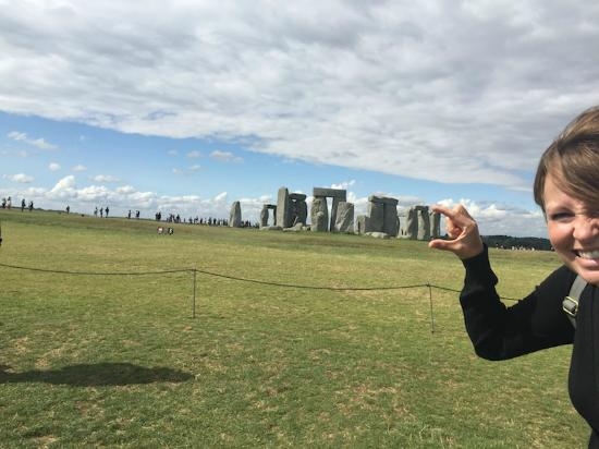 Windsor Day Tours : Stonehenge