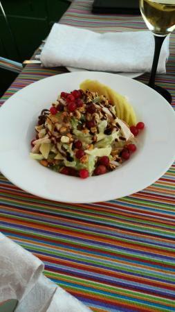 Express: Салат от шеф повара))