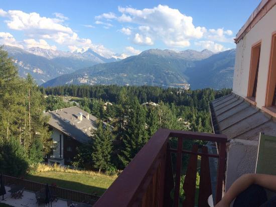 Hotel Art de Vivre: Vue du balcon chambre 303