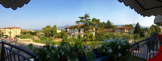 Hotel Garni Marina : view from balcony