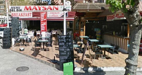 Maysan Cafeteria