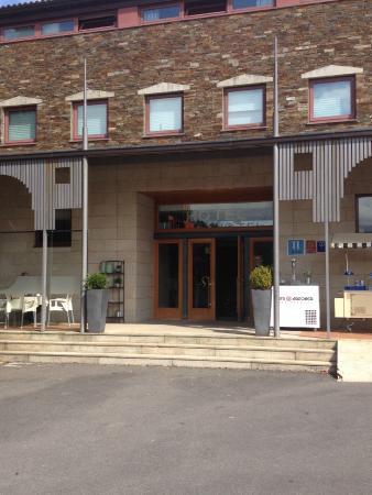 Hotel Ruta Jacobea: Exterior