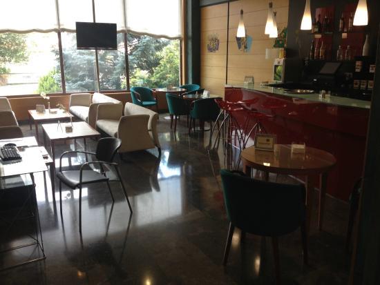Hotel Ruta Jacobea: Bar
