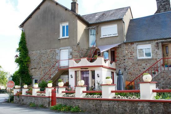 Иль и Вилен, Франция: facciata