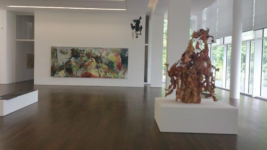 Arp Museum: Bernard Schultze