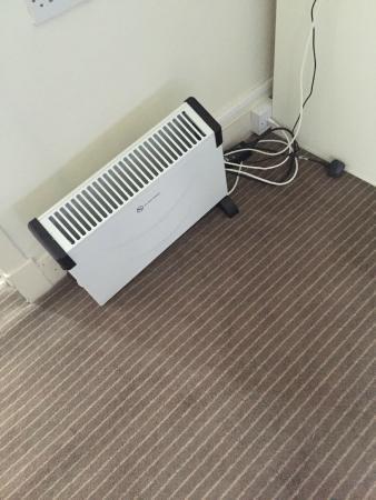The Glencoe Inn: Safe heating? Missing support ...
