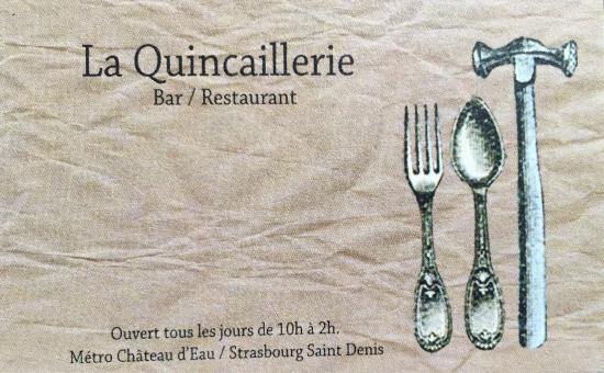 Photo de la quincaillerie paris tripadvisor - Quincaillerie paris 16 ...