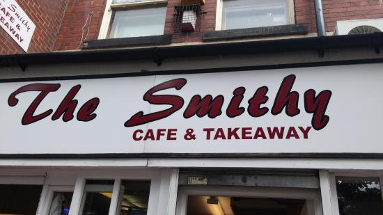 ‪The Smithy Cafe‬