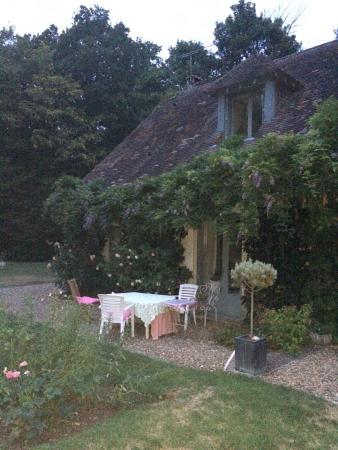 Saint-Branchs, ฝรั่งเศส: La Paqueraie