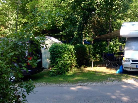 Camping Nord-Sam: Piazzola