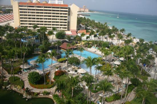 Sky Picture Of Hyatt Regency Aruba Resort And Casino