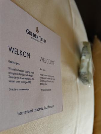 Zevenbergen, Países Bajos: Welkom