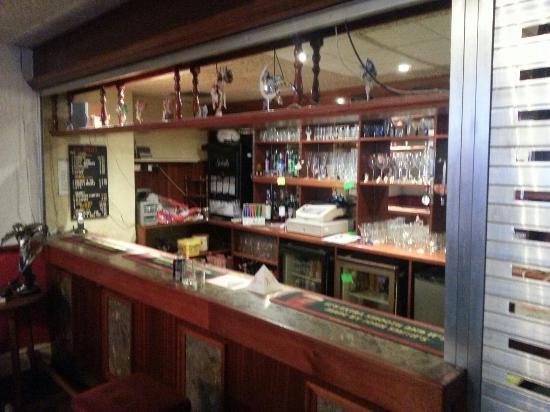 Shellard Hotel: Bar