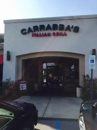 Carrabba's Italian Grill: Exterior