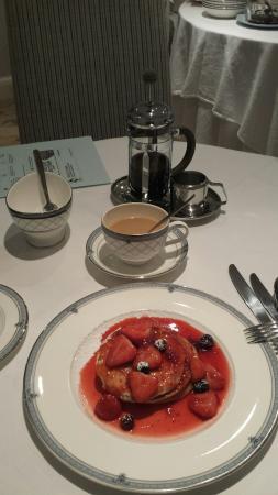 Benson House: Breakfast time!Yummy!