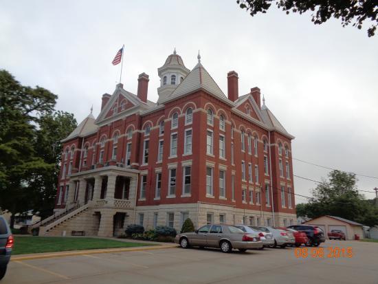 Kingman KS Kingman CO Court House