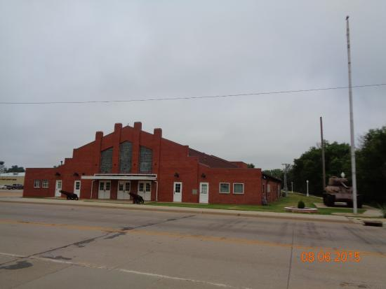 Kingman KS Memorial Armory