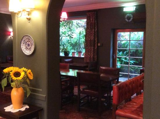 Knipoch, UK: Bar area