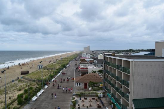 From Roof Top Deck Picture Of Atlantic Sands Hotel Conference